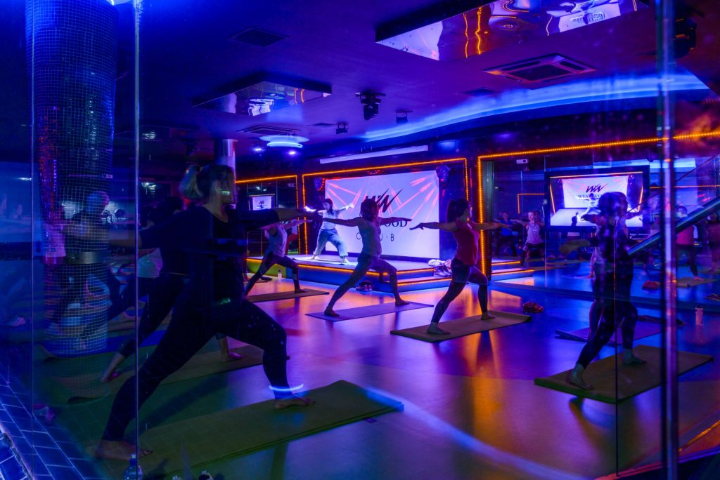 DUN LAOGHAIRE FITNESS CLASS TIMETABLE