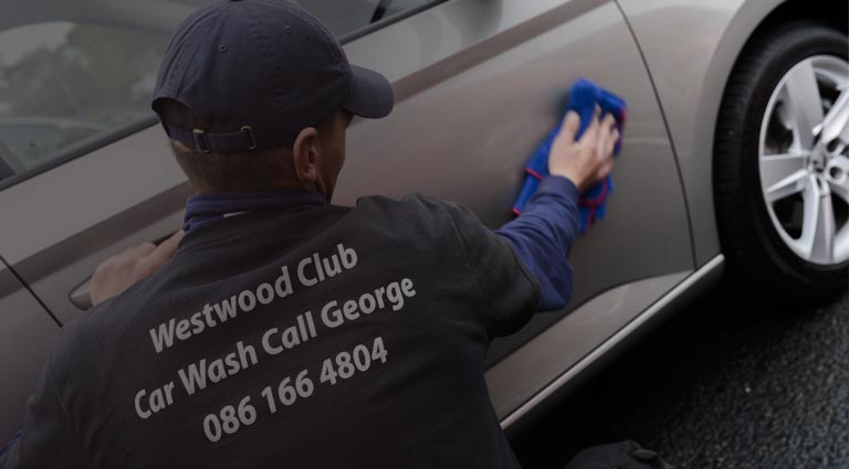 Car Wash Dublin at West Wood Club Leopardstown