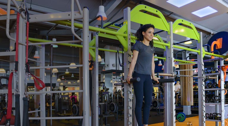 Functional training gym at dublin's best gym